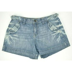 Lucky KH1 Gene Montesano Denim Shorts